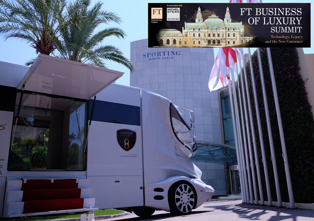FT Luxury Summit Monaco