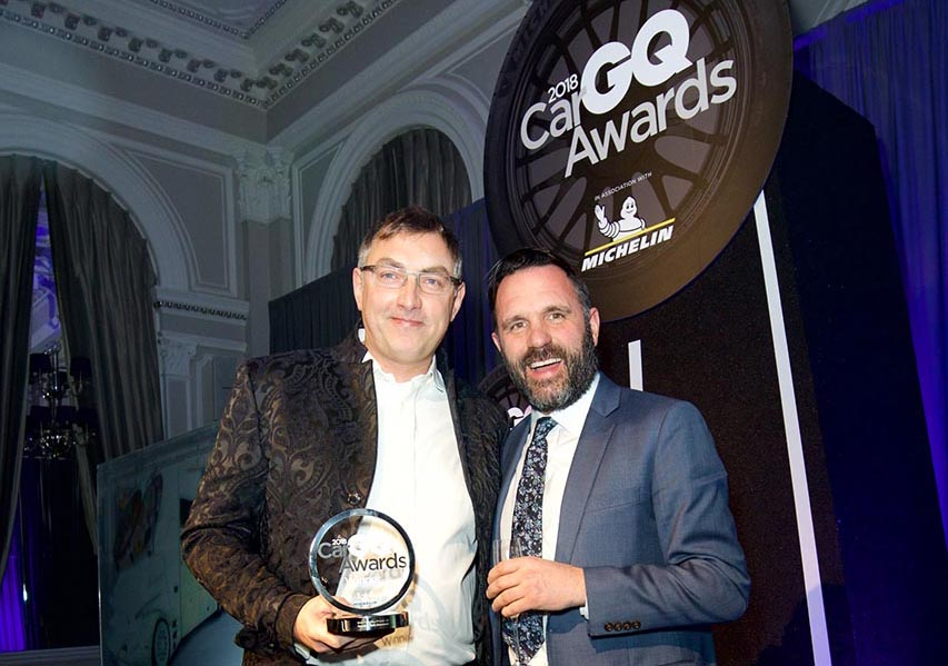 GQ Car Awards 2018 - Winner